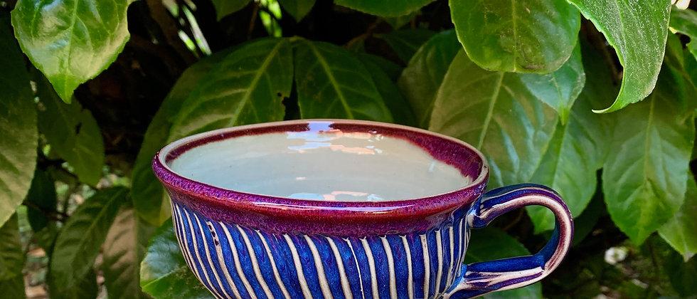 Janet Buskirk Soup Mug #1