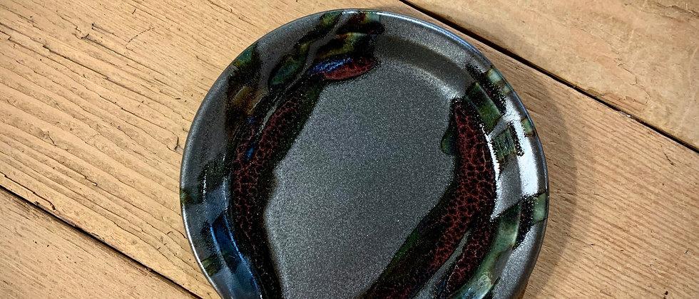 Cascadia Spoon Rest - Black Galaxy