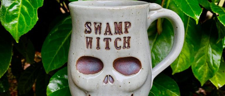 Myriah Tomlinson Mug - Swamp Witch