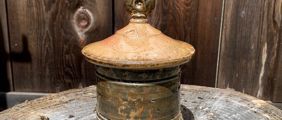 Don Sprague Small Lidded Jar