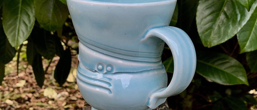 Don Sprague Light Blue Mug