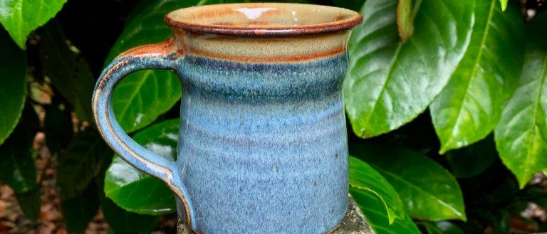 Chris Johnson Mug - Light Blue