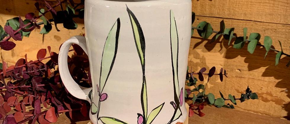 Jim Koudelka Leaf Mug