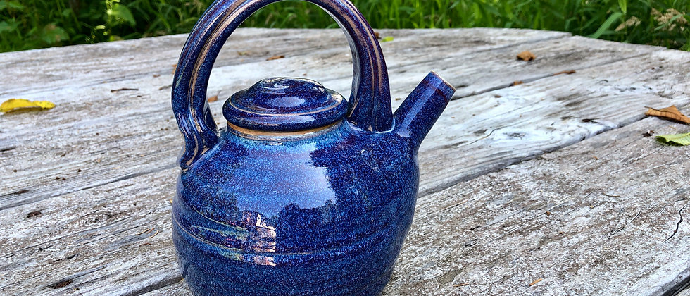 Janet Buskirk Teapot