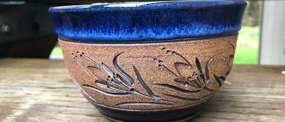 Lynne Brown Cereal Bowl