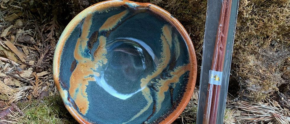 Cascadia Rice/Noodle Bowl -Goldstone