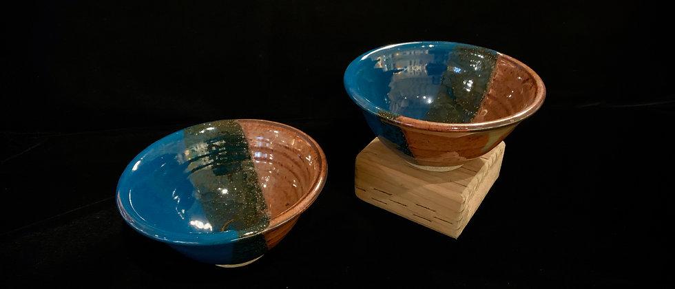 Chris Johnson Small Bowl Set #5