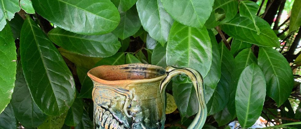Elaine Walzl Ocean Mug