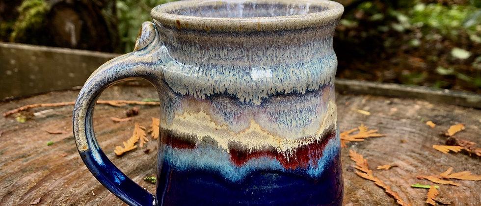 Blue Spruce Medium Mug - Blue Lake