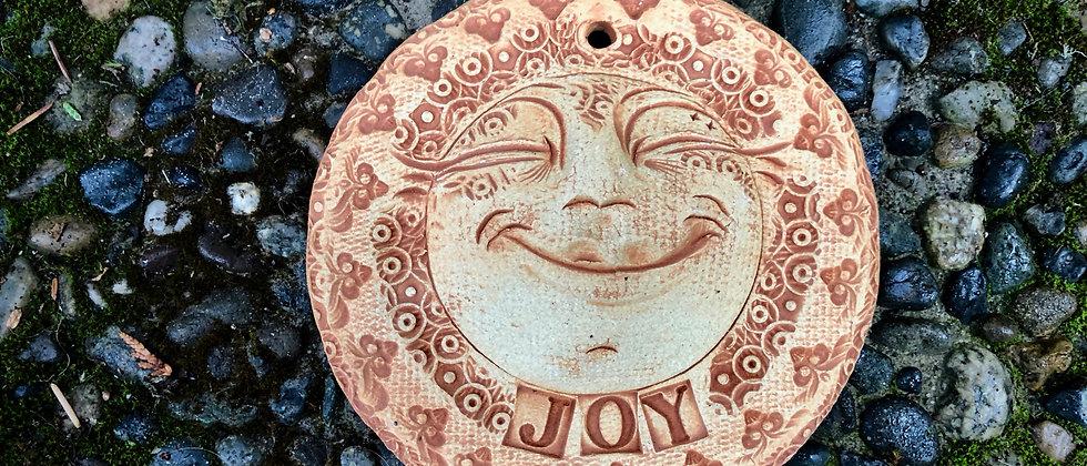 Debrah Wolf Small Sun Face - Joy #2