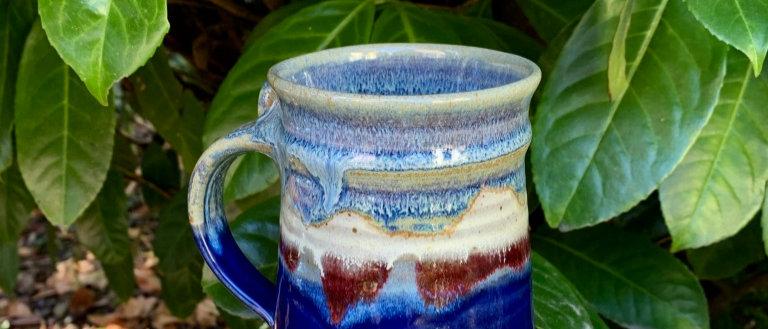 Blue Spruce Pottery - Mt. Lake