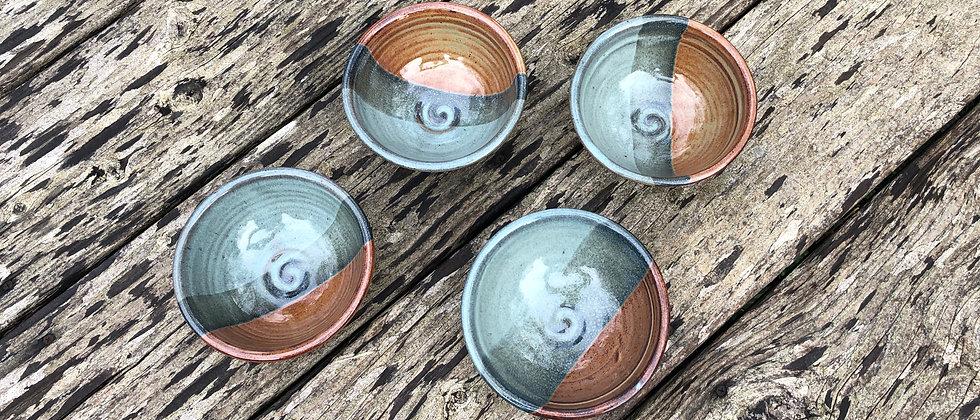 Chris Johnson Soup Bowls