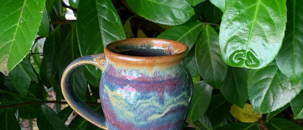 Cascadia Small Round Mug - Lavender Sunset