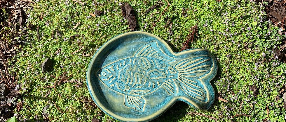 Me...Lo Fish Spoon Rest