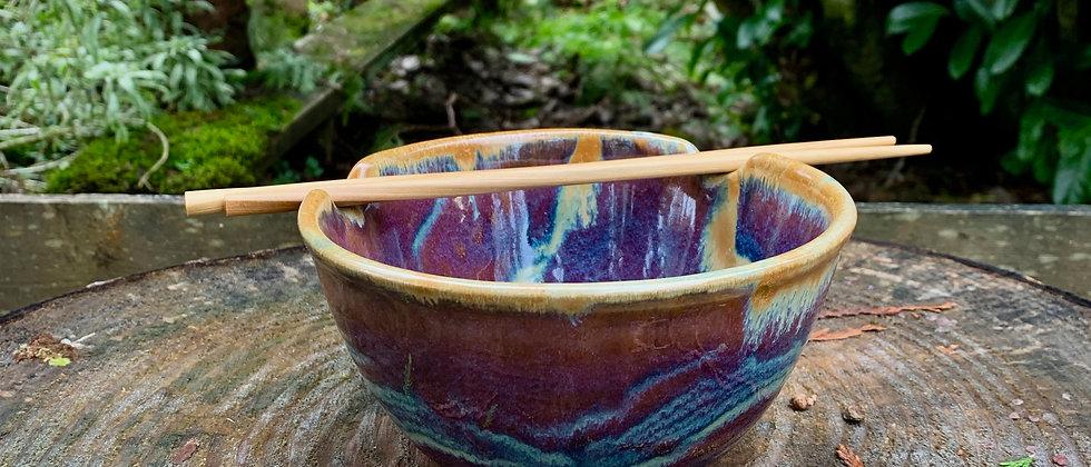 Cascadia Rice/Noodle Bowl -Lavender Sunset