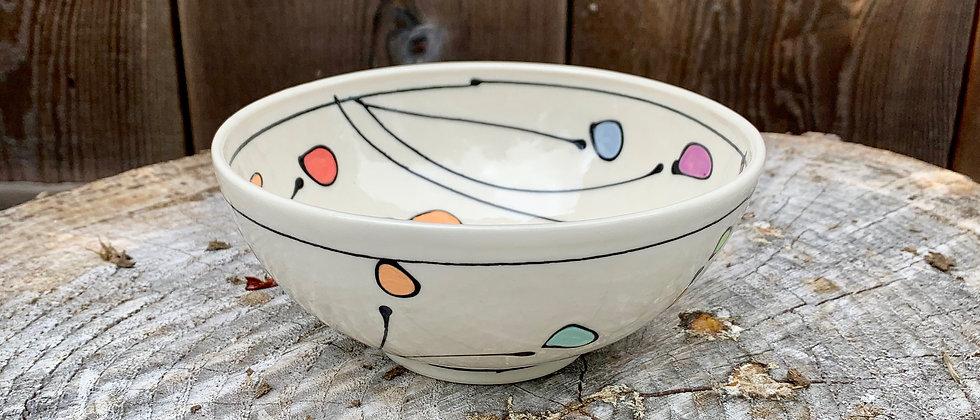 Free Wilson Bowl - Multicolored