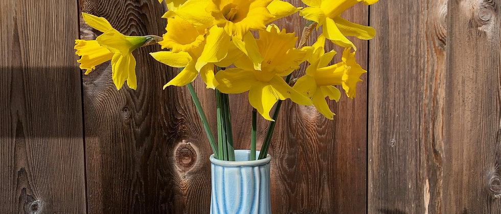 Linda Heisserman Blue Vase