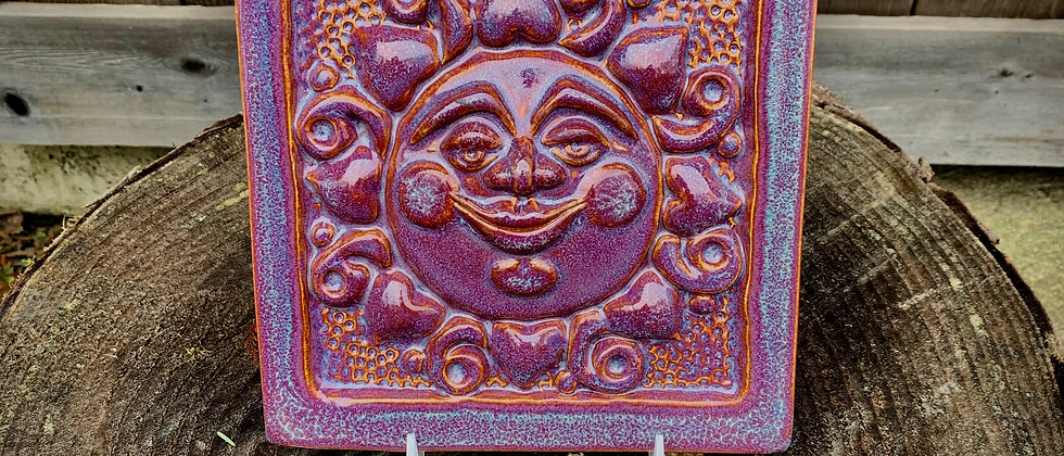 Terri Axness Hanging Sun Tile