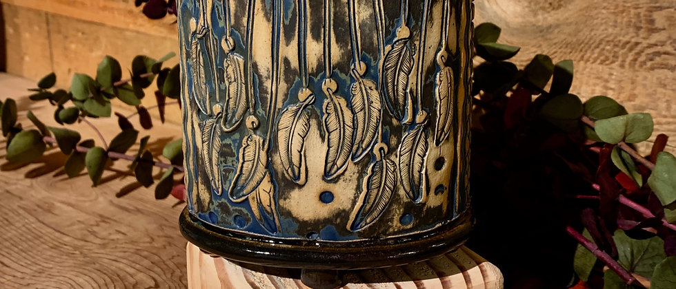 Tom Bottman Pencil Jar #1
