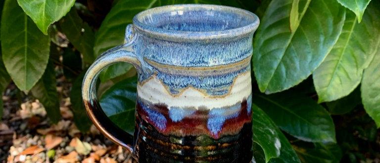 Blue Spruce Pottery - Mt. Obsidian