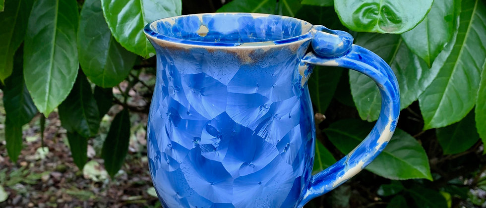 Nelson Crystalline Mug