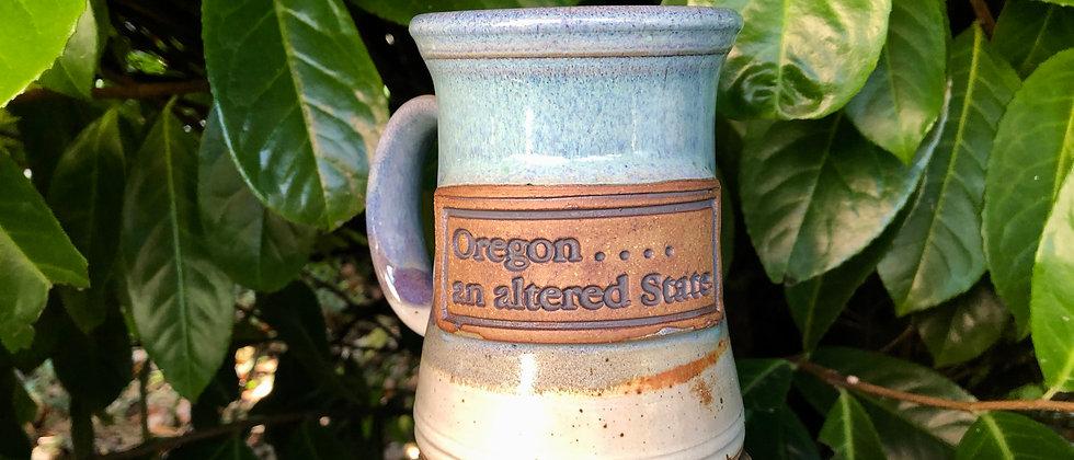 Rabun Thompson - Oregon...an altered State Mug #2