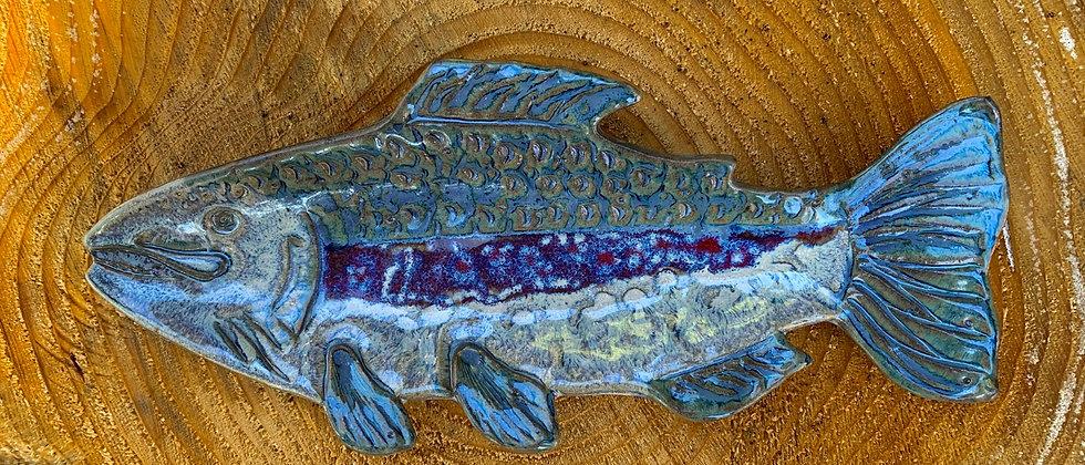 Blue Spruce Fish