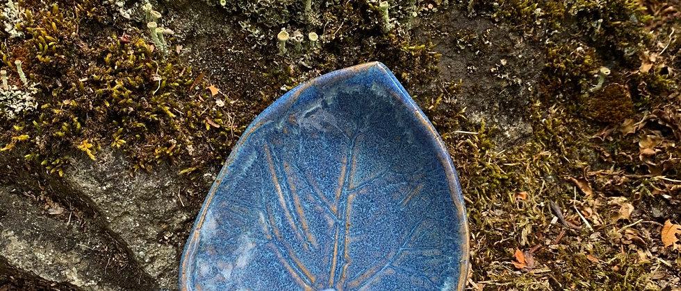 Terri Axness Leaf Dish