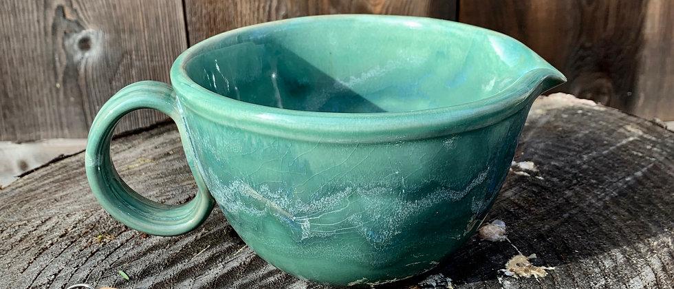 Cascadia Whisk Bowl - Seafoam