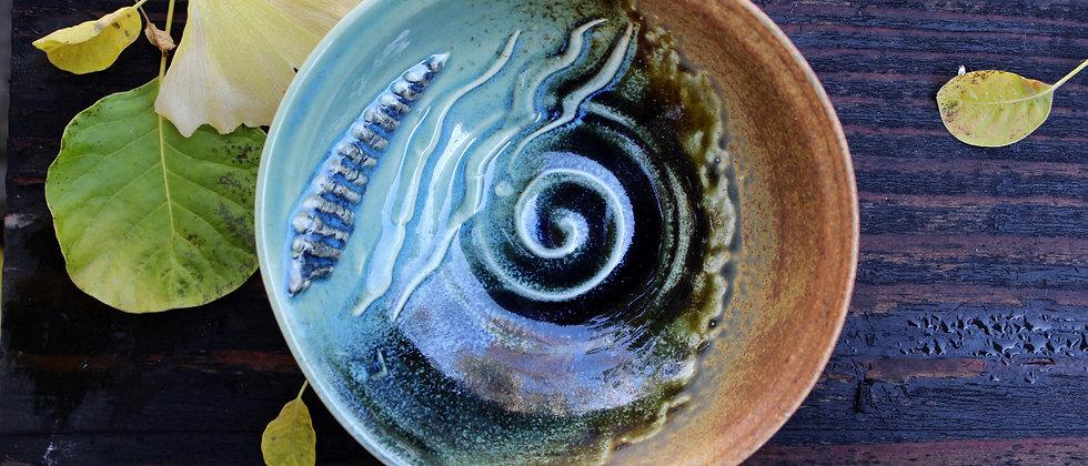 Elaine Walzl Shell Bowl