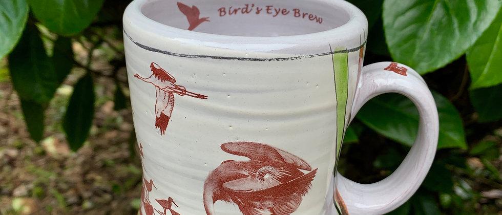 Jim Koudelka Bird's Eye Brew Mug #1