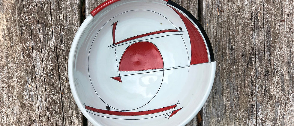 Jim Koudelka Bowl