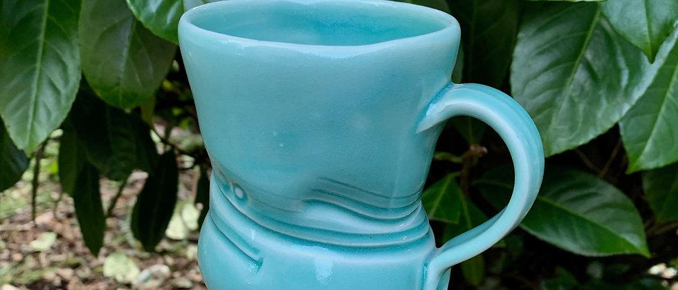 Don Sprague Aqua Mug #1
