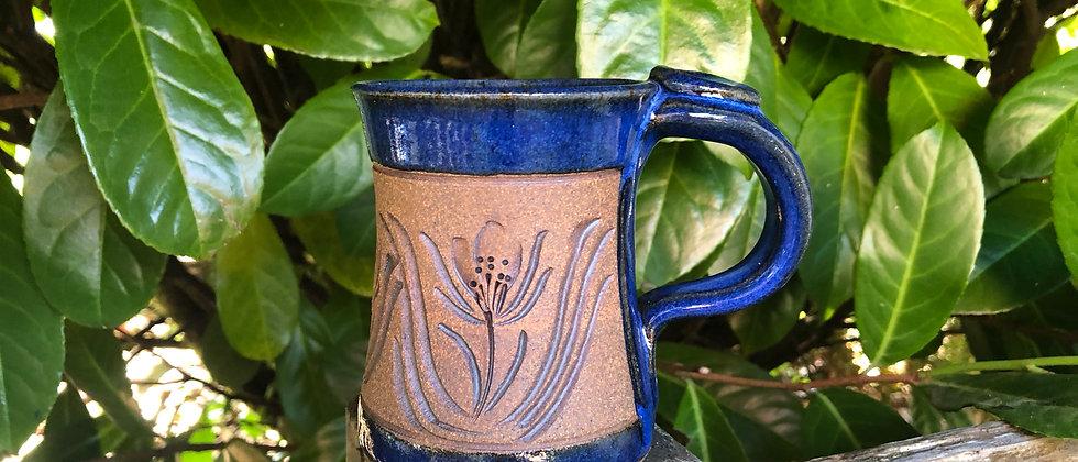 Lynne Brown Floral Mug