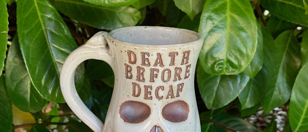 Myriah Tomlinson Death Before Decaf Mug -Rounded