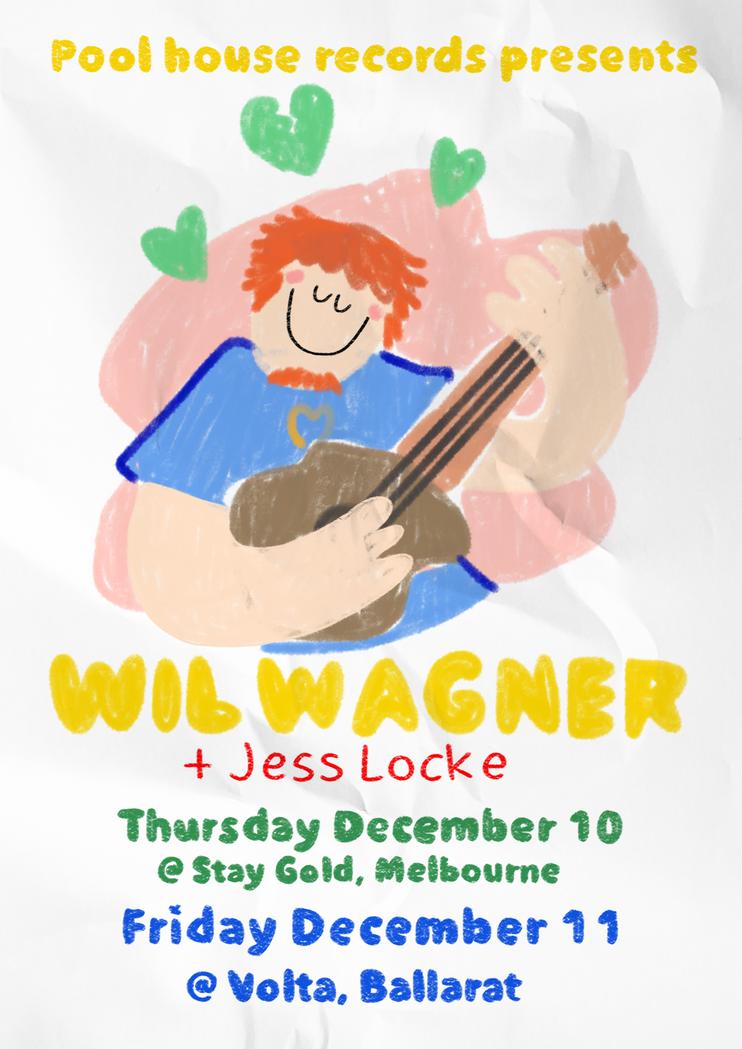 Will Wagner and Jess Locke