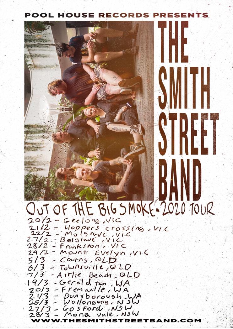smithies big smoke tour