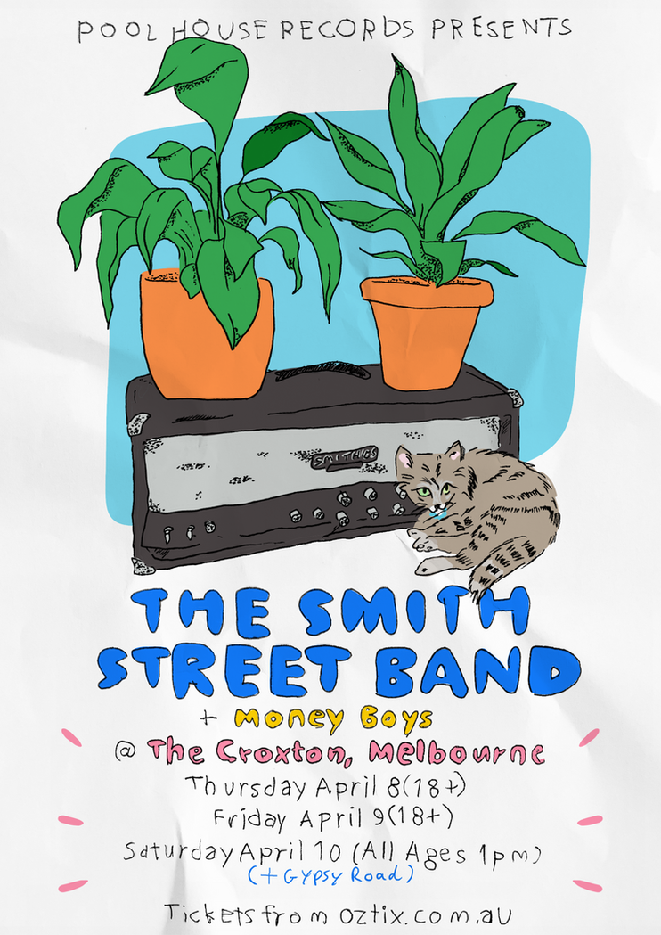 Smithies play the croxton