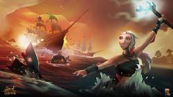 Sea of Thieves - Mermaid calling