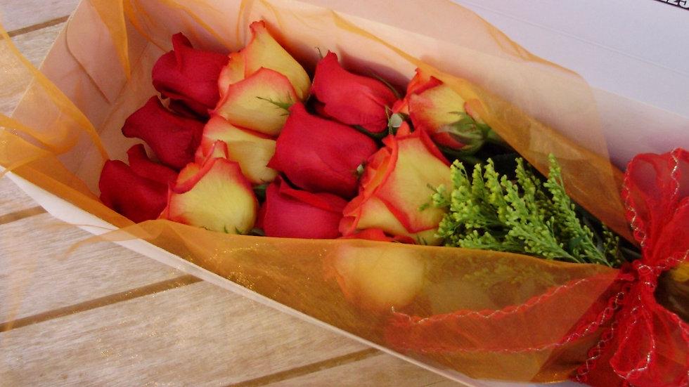 Roses Assorted Long Stem 70 cm 100 Stems x Box