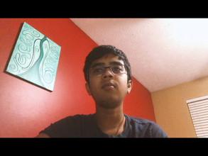 Vishnu - Youth Board Member