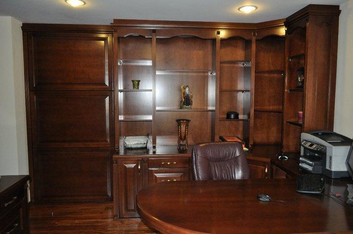 Oficina de madera