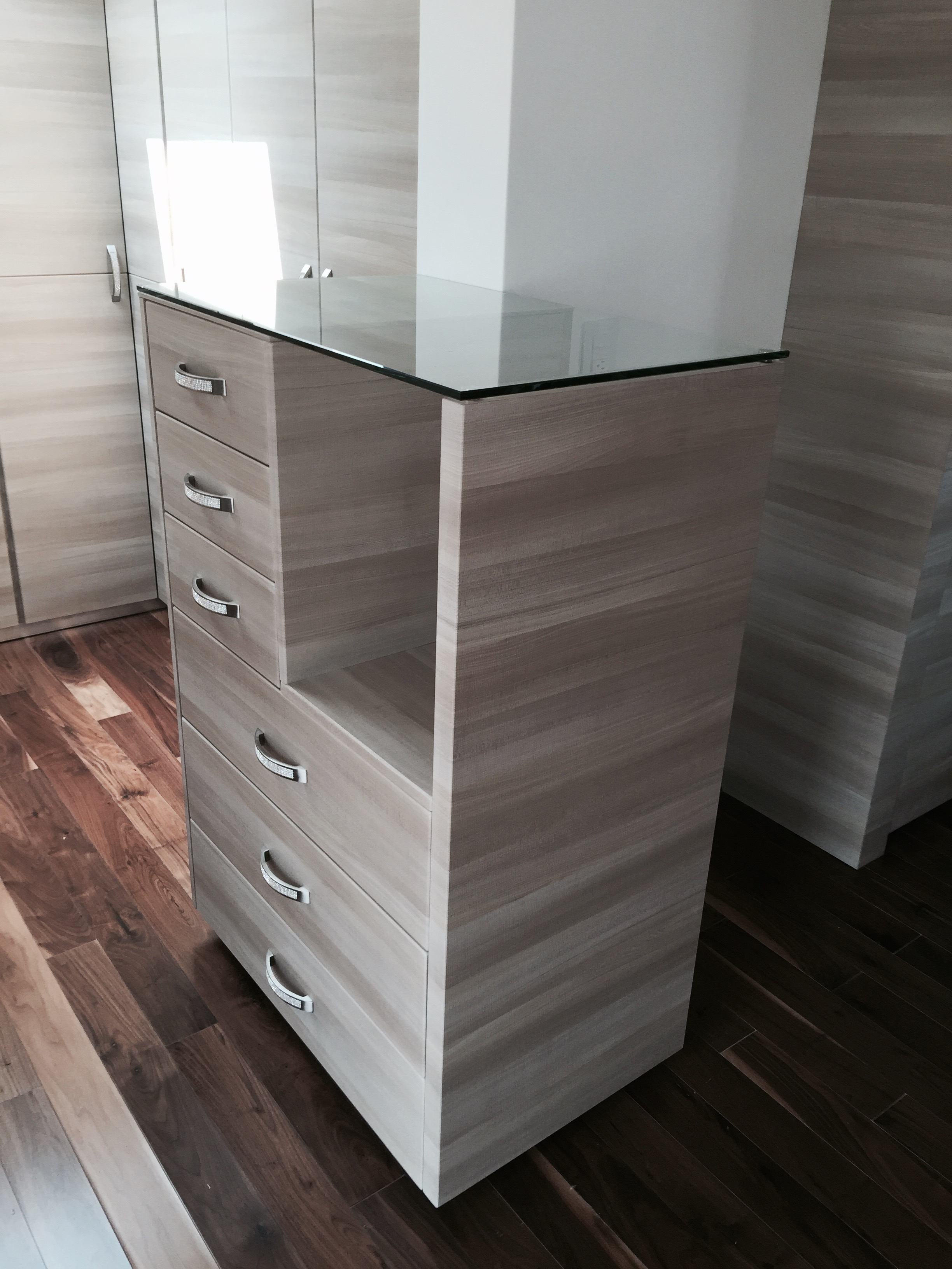Closet Moderno