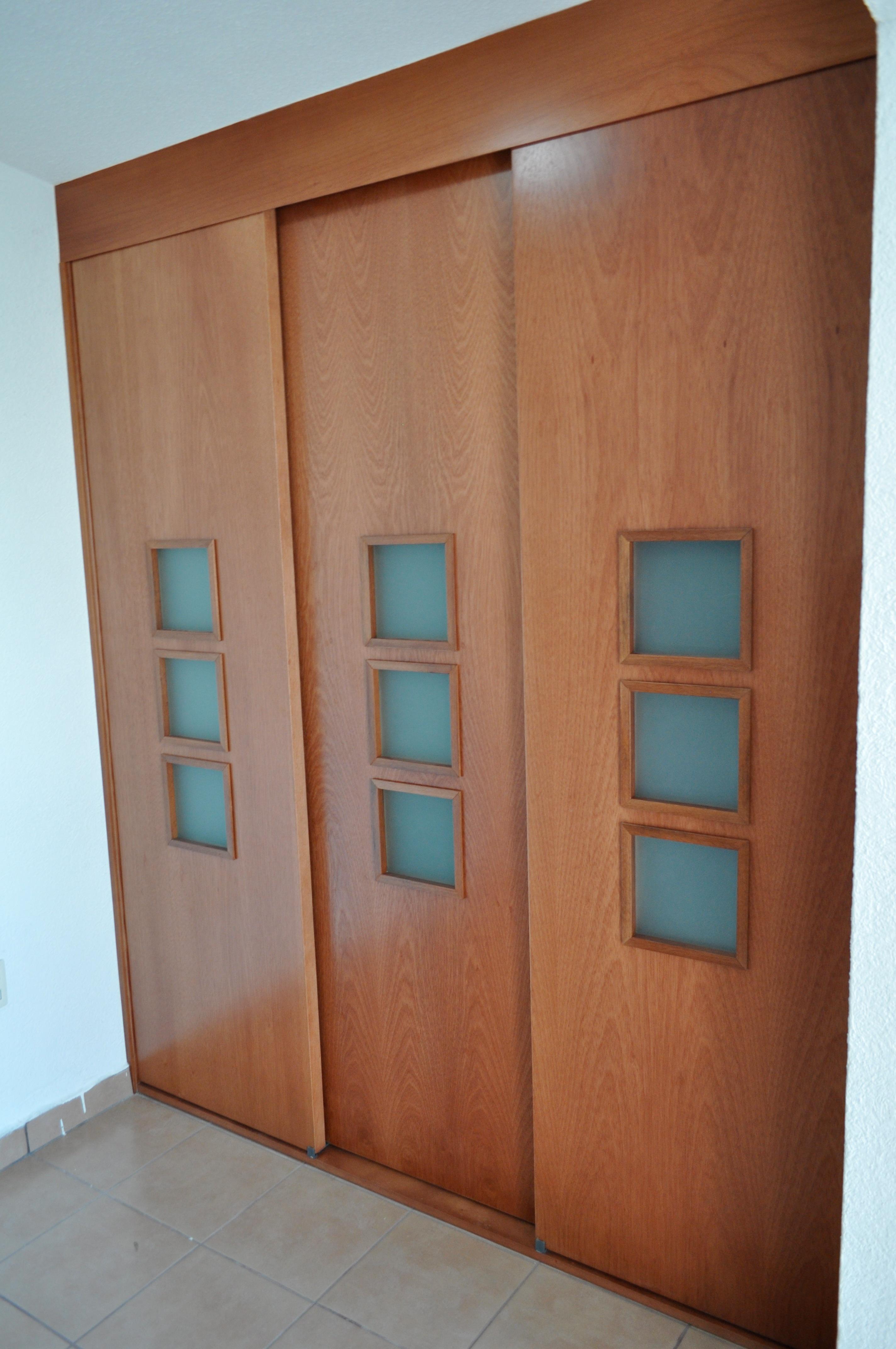 Closet de Puertas Corredizas