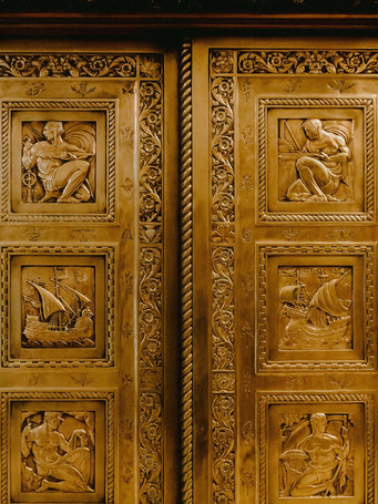 Elevator Door (Steve Gerrard).JPG