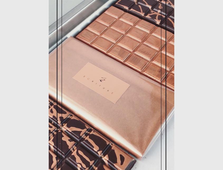 Kintsukuroi Chocolate