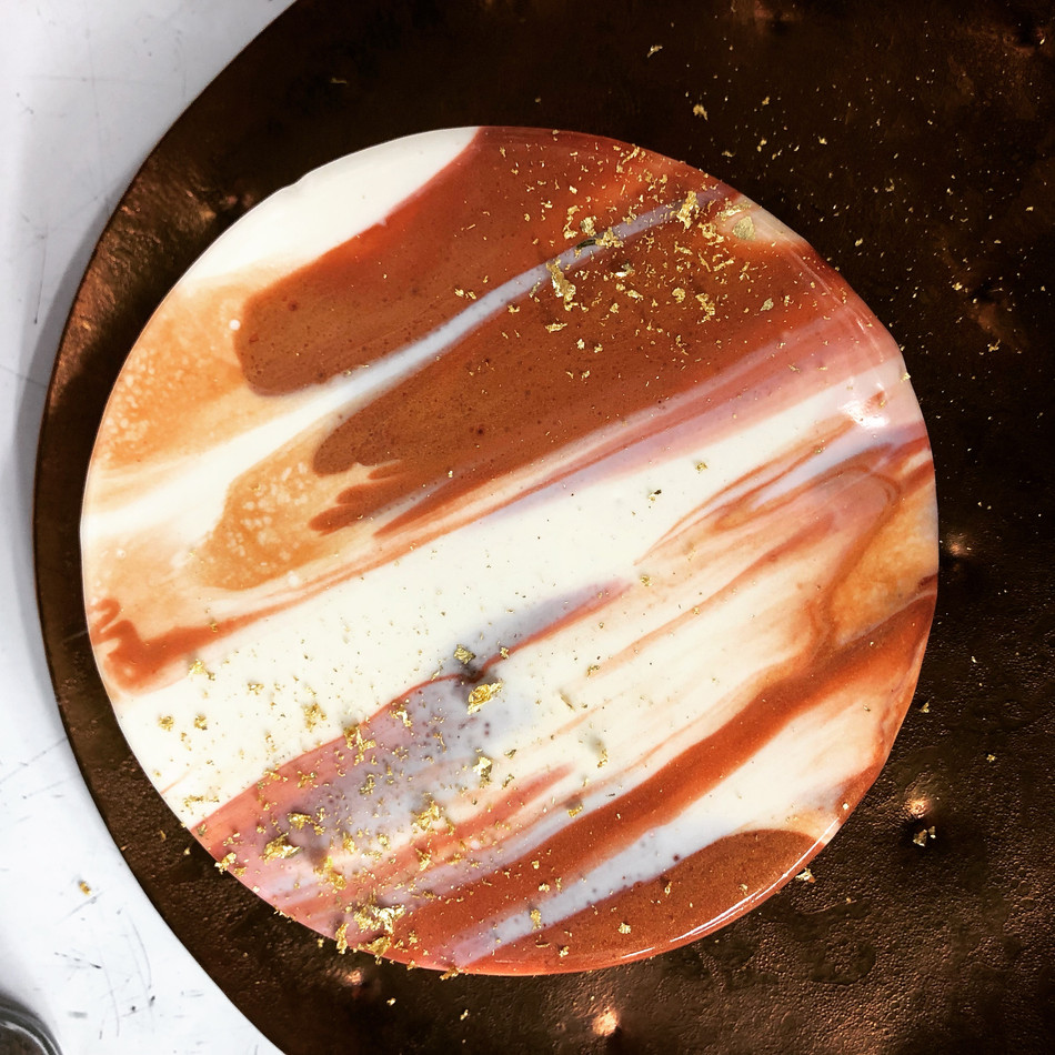 Drops of Jupiter Entremet