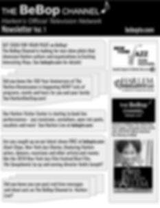 BeBop Newsletter Vol 1.jpg