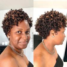 Bahama Twists Tapered Cut