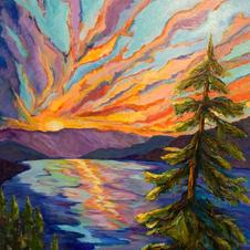 Okanagan Sunset